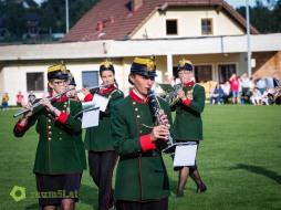 Bezirksblasmusikfest in Langschlag, 8.-9. September 2018